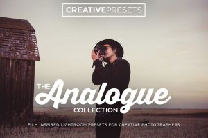 Analogue Film Lightroom Presets 1