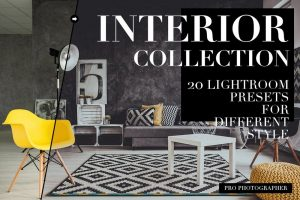 Interior Lightroom Presets 1