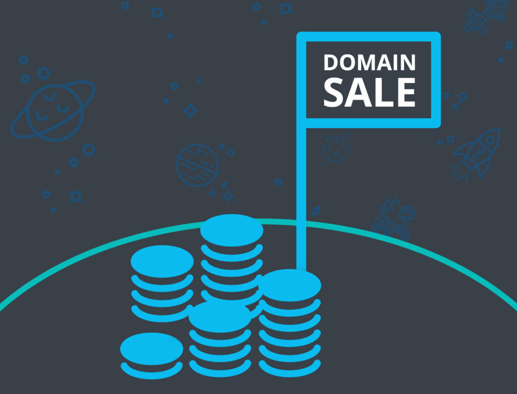 buying and selling domains as an online investment