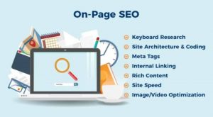 how to optimize on page seo