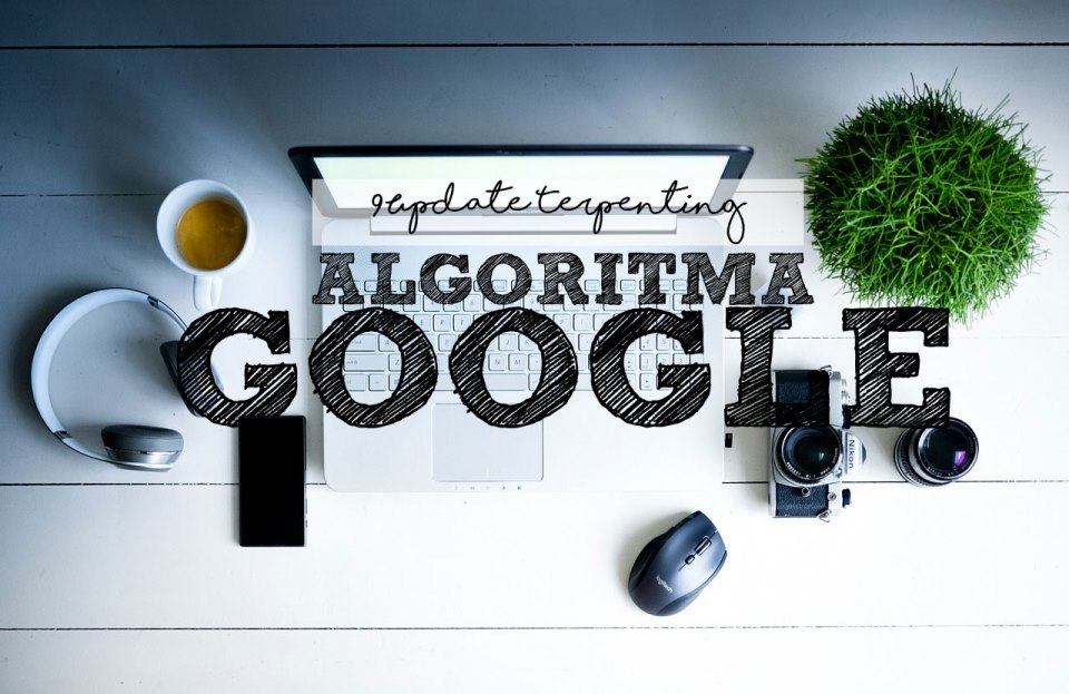 latest google algorithm update changes