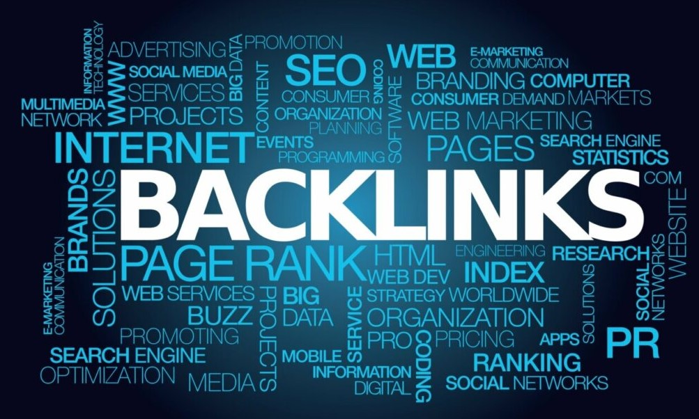 the right time to install backlinks on the web