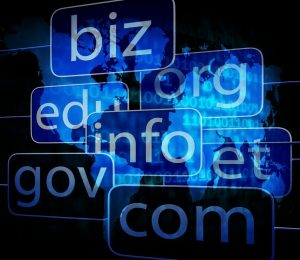 what is a tld domain and its types